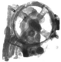 Imagen de Rayos X del fragmento principal