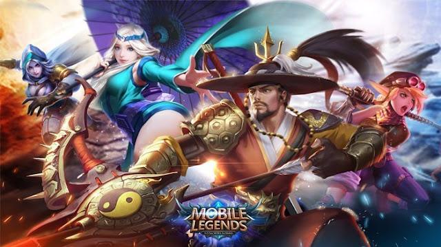 Banned Ribuan Pemain Mobile Legends dengan Rank Mythic yang Menggunakan Map Hack