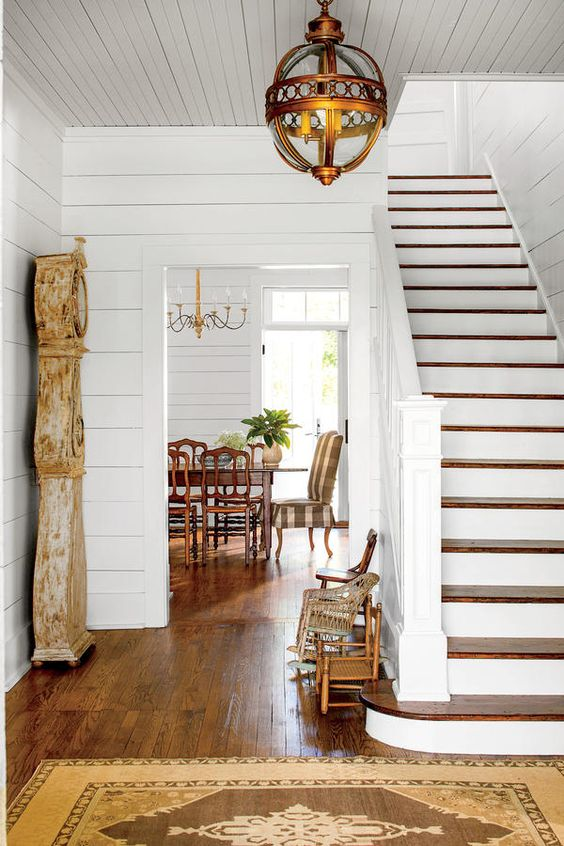 the foyer cottage style