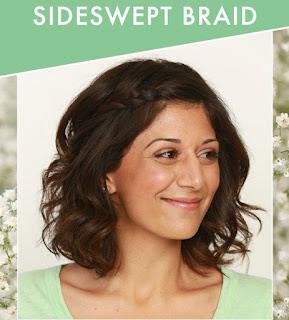 The Sideswept Braid