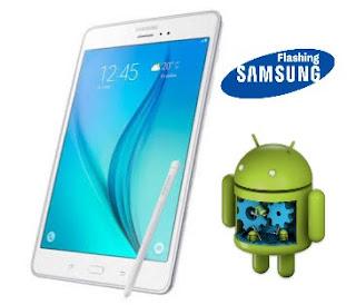 Cara Flashing Samsung Galaxy Tab A SM-P355 Dengan Mudah Dan Benar