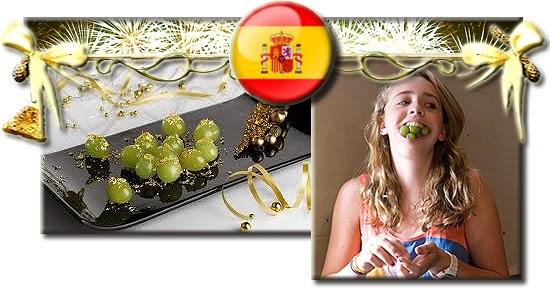 Ano Novo Espanha