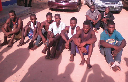 pastor arrested snatching car nasarawa