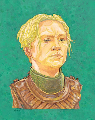 "PJ McQuade ""Brienne of Tarth"""