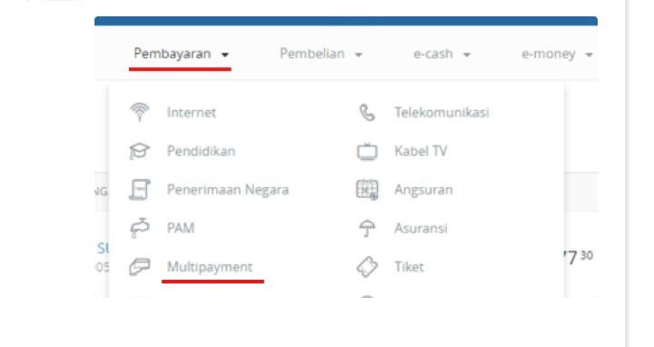 Cara Isi Saldo Grab Ovo Di Mandiri Internet Banking