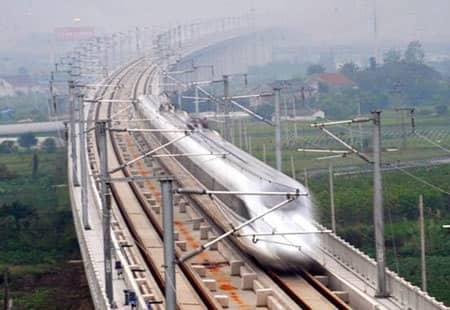 Beijing Grand Bridge-jembatan terpanjang di dunia