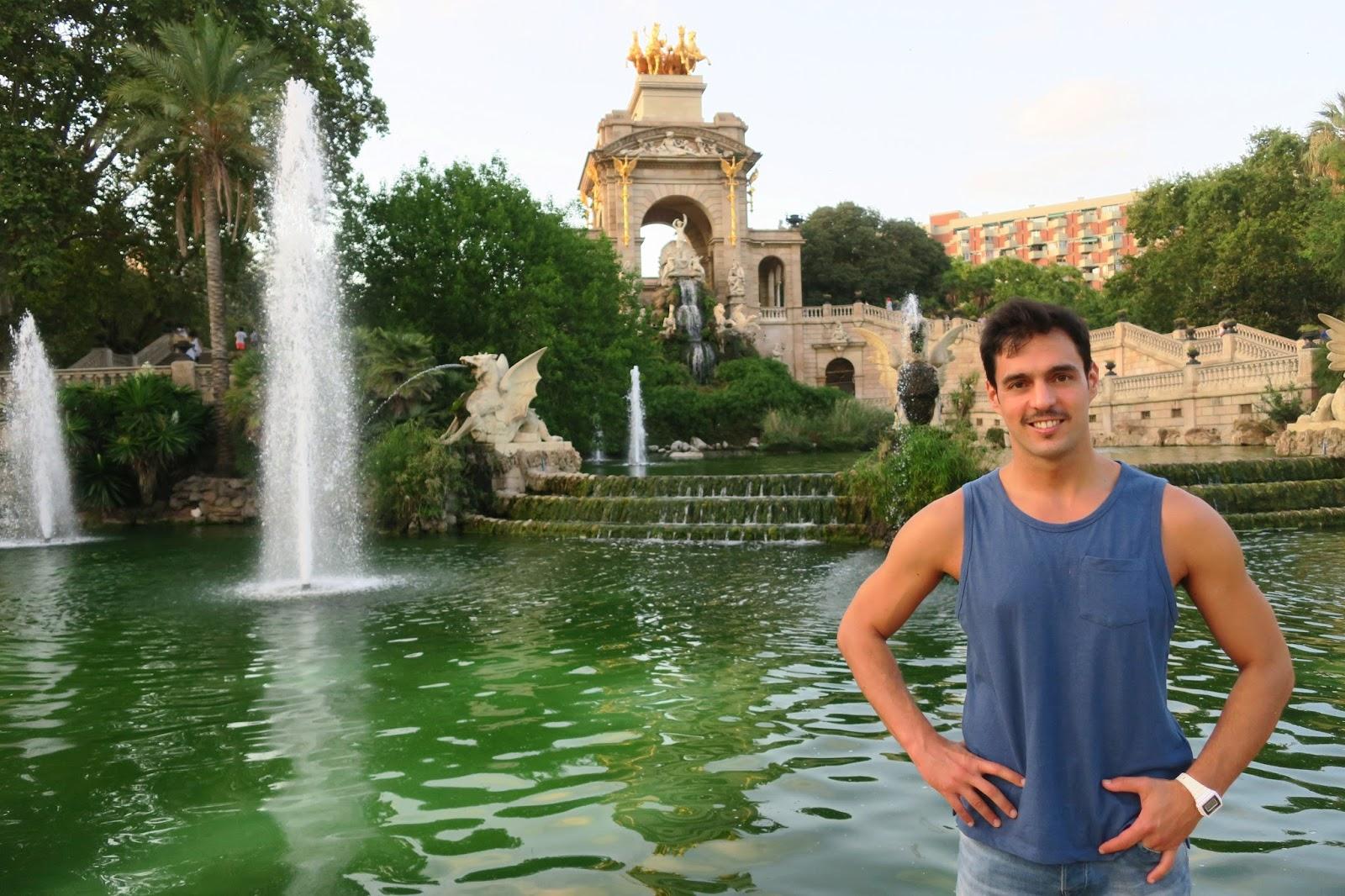 Urbina vinos blog parque de la ciudadela y zoo de for Parques de barcelona
