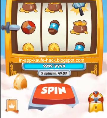 Kostenlose Spins Coinmaster