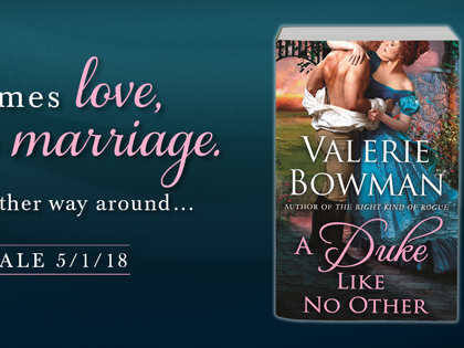A Duke Like No Other by Valerie Bowman | Review + Excerpt
