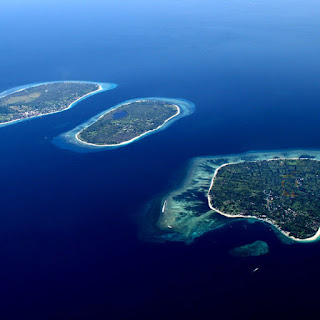 Explore the 3 Gili