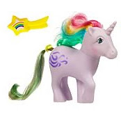 My Little Pony Windy 25th Anniversary Rainbow Ponies 3-Pack G1 Retro Pony