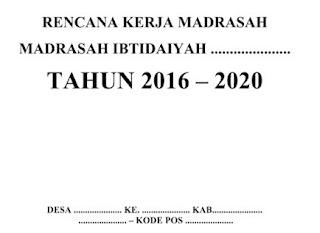 Contoh RKM dan RKT SD/MI Terbaru 2016/2017 Format DOC