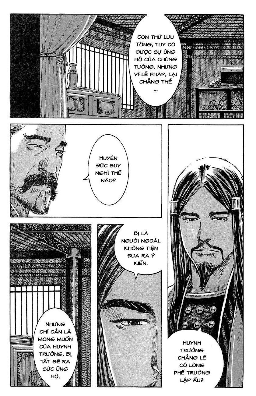 Hỏa phụng liêu nguyên Chương 374: Gian thần trung thần [Remake] trang 7