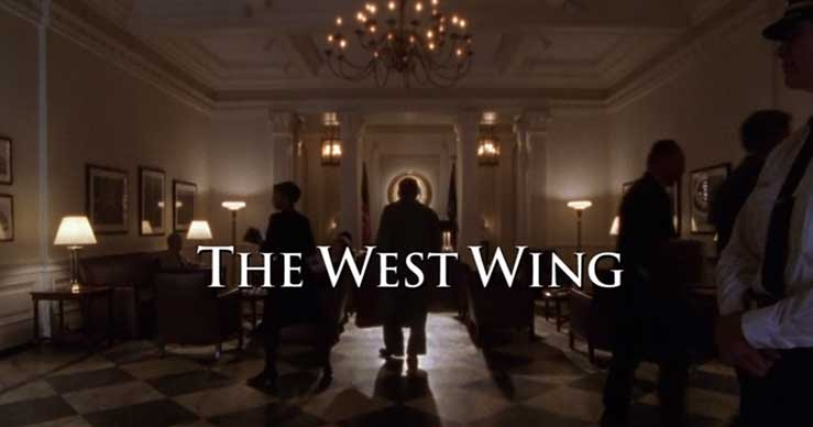 The 20 Best Episodes of The West Wing TV Paste