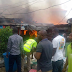 New Garage Bariga fire incident caused by electrical surge - LASEMA