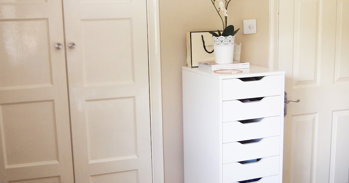 Lifestyle: Ikea Alex Drawers   LV In Love With