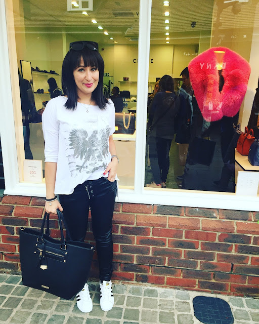 My visit to Bicester Village