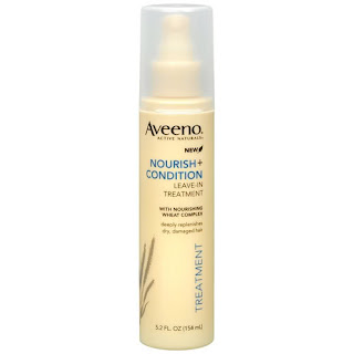 Aveeno Nourish + Condition Leave in treatment