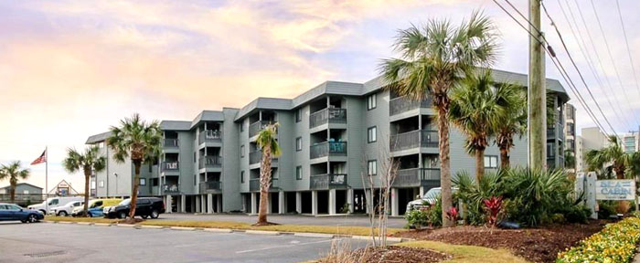 North Myrtle Beach Real Estate By Barefoot Realty Condos