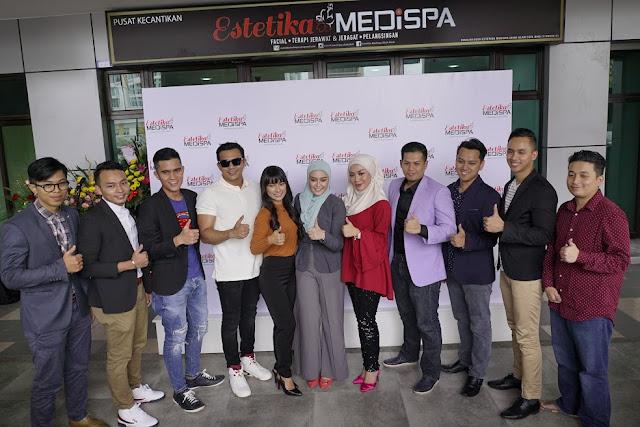 Cawagan Ke-6 Estetika Medispa dibuka di Shah Alam