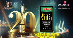 IIFA Awards 2019 Curtain Raiser 19th October 2019 Hindi 350MB HDTV 480p