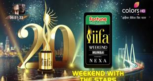 IIFA Awards 2019 Curtain Raiser 19th October 2019 HDTV 480p 350MB
