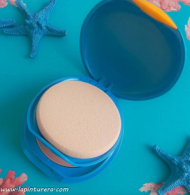 polvera shiseido
