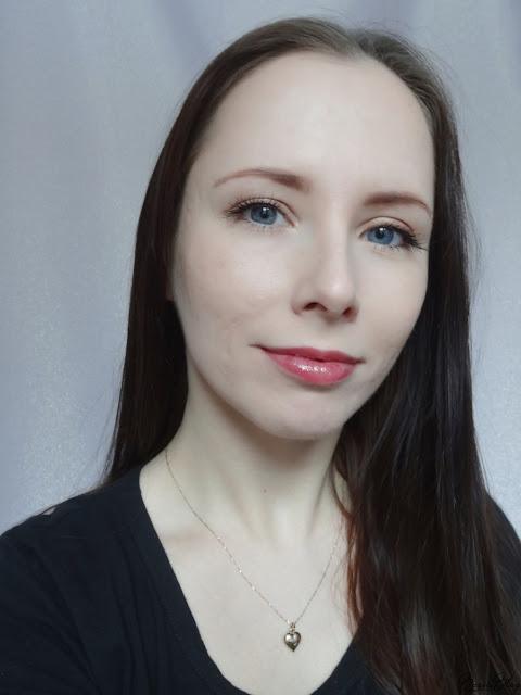 Eveline błyszczyki All In One (112, 114, 115) - recenzja, blog, swatch