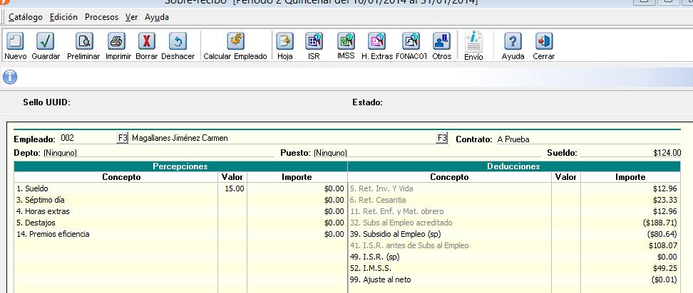 Excel 2007 Calculo De Recibo De Honorarios Youtube Excel