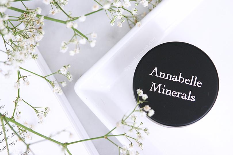 podkład mineralny annabelle minerals