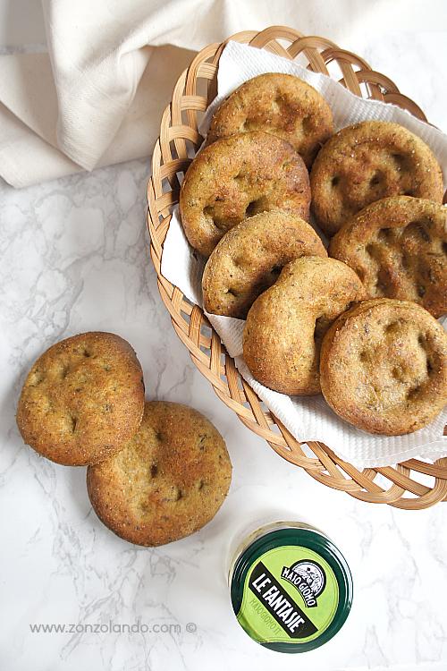 Focaccia con aglio orsino ricette per utilizzarlo in cucina - Wild garlic bread recipe