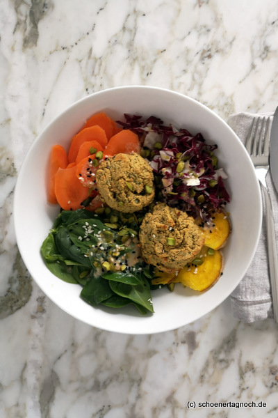 Winter-Falafel Bowl