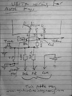 Key wiring diagram