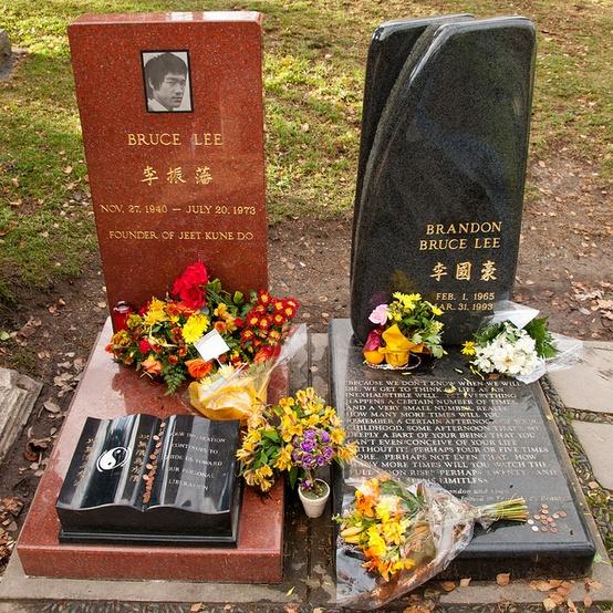 Se cumplen 43 años de la muerte del legendario Bruce Lee