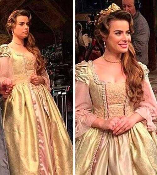 Vestido Princesa da Pietra