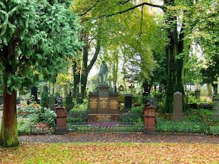 Grabstätte der Familie Otto Wesendonck