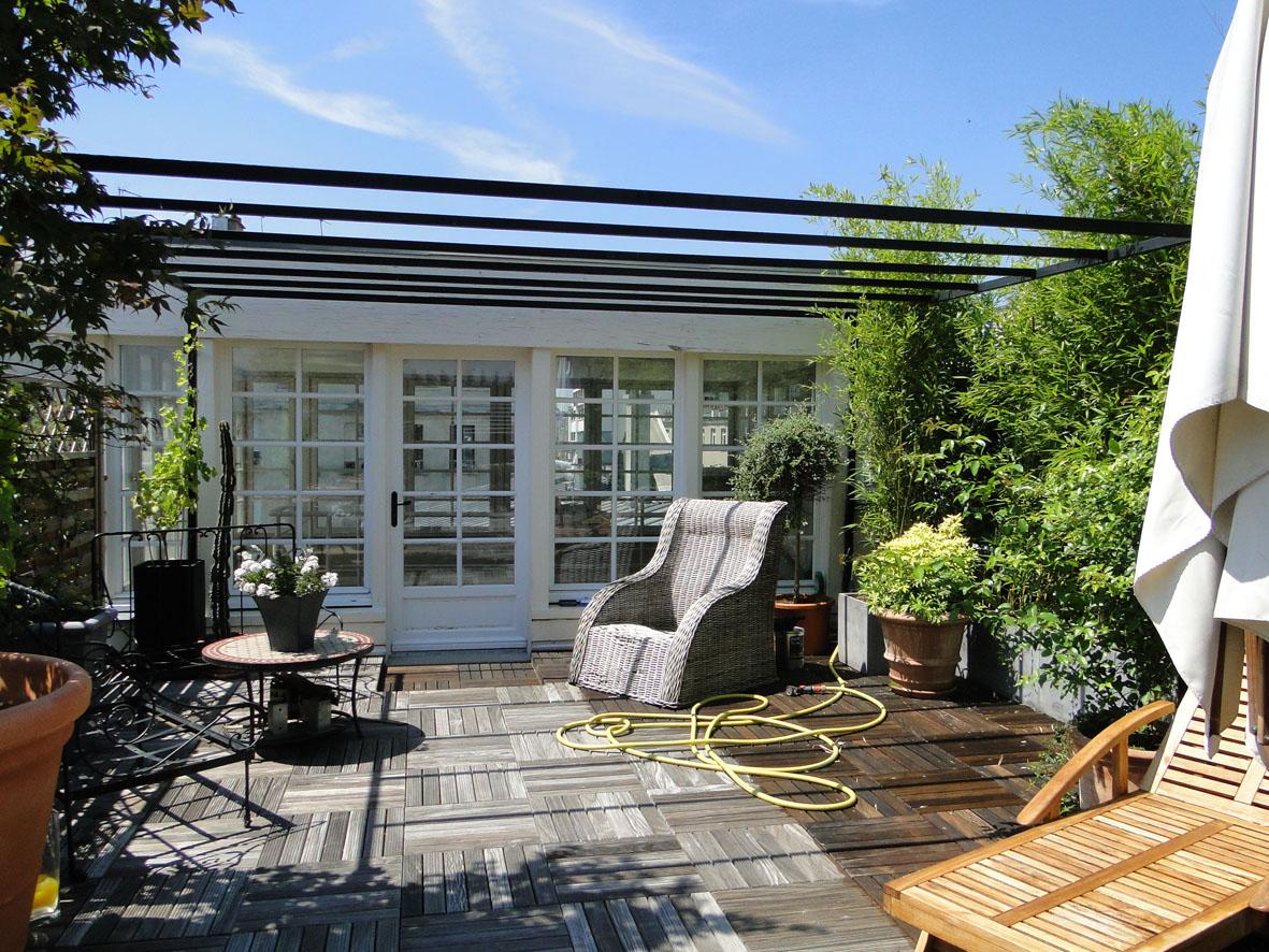 loft connexion by samuel johde appartement avec terrasse paris 11e. Black Bedroom Furniture Sets. Home Design Ideas