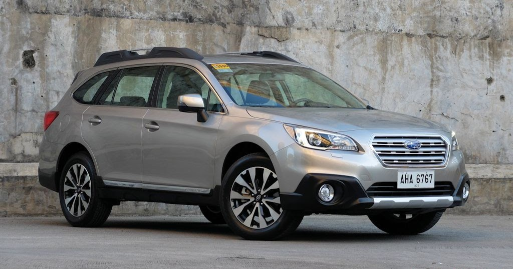 review 2015 subaru outback 3 6r s philippine car news car reviews prices carguide ph. Black Bedroom Furniture Sets. Home Design Ideas