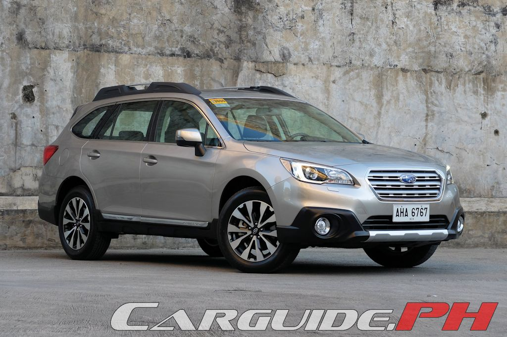 review 2015 subaru outback 3 6r s philippine car news car reviews and prices carguide ph. Black Bedroom Furniture Sets. Home Design Ideas