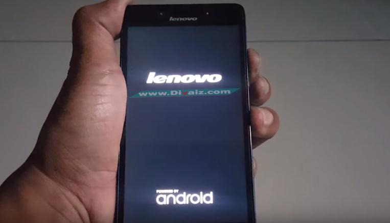 Cara Mengatasi Lenovo A6000 Bootloop Tanpa PC