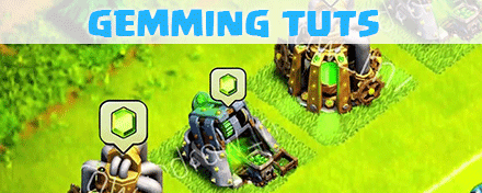 gemming in clash of clans