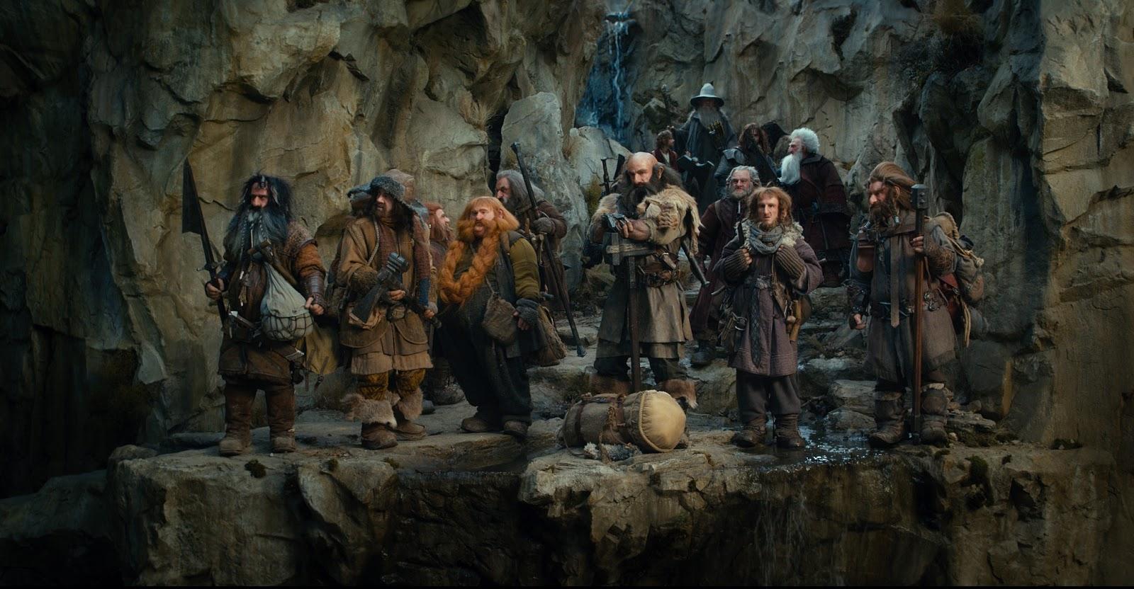 T i e r r a F r e a k: The Hobbit: An Unexpected Journey