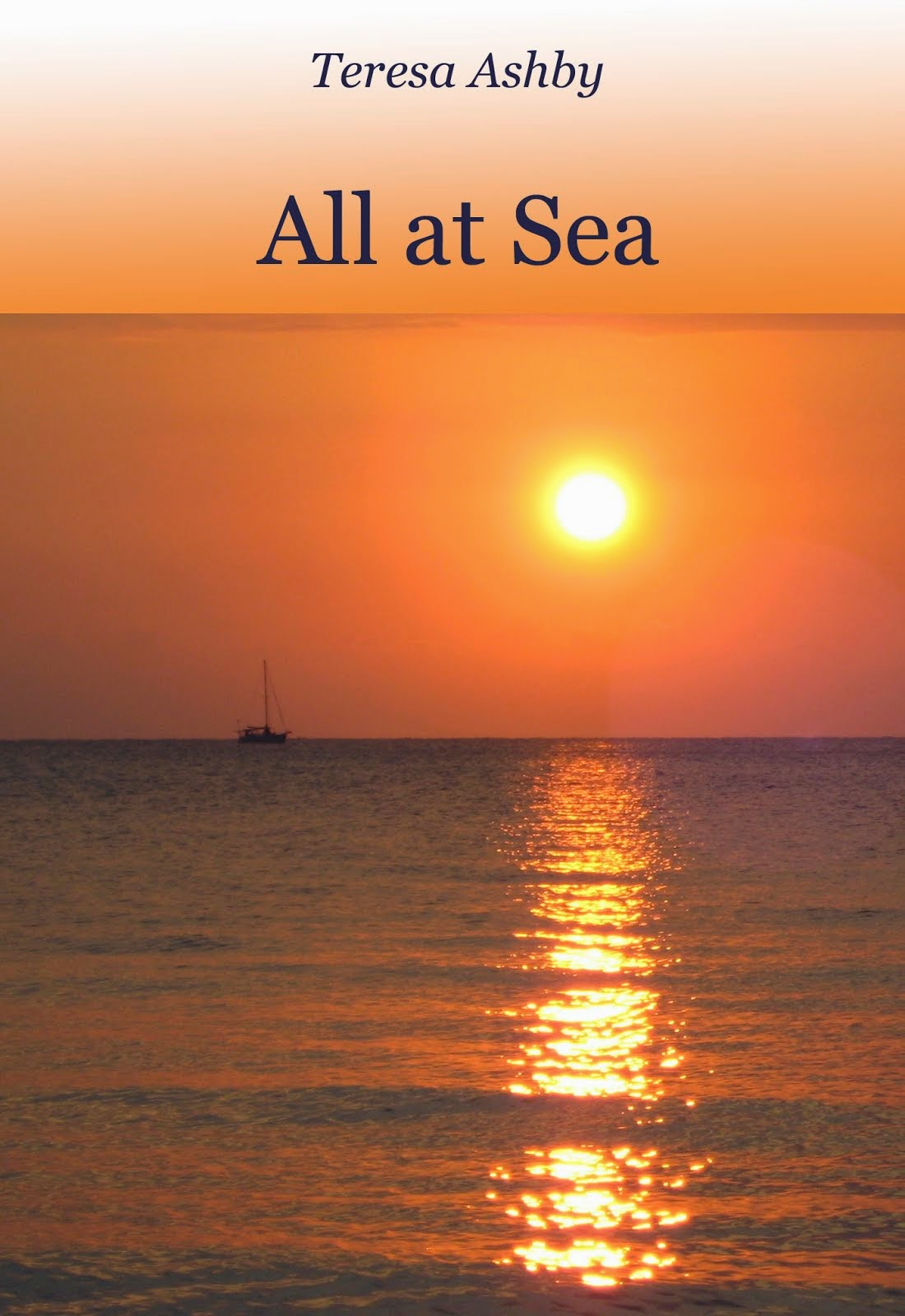 All at Sea - Kindle