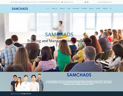 Daftar Dan Ikuti Program Pelatihan Manajemen Proyek Di PT. Samchads Consulting Indonesia