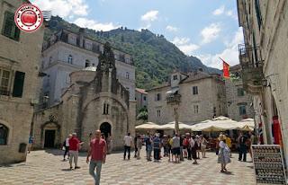 Kotor, Montenegro - Iglesia de San Lucas