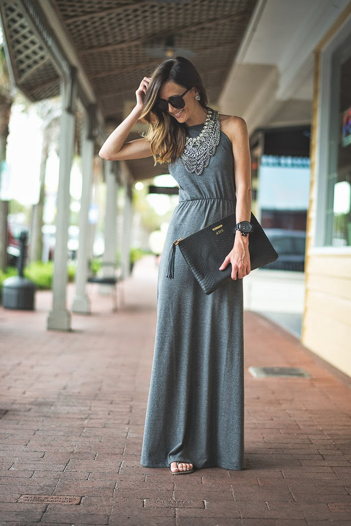 Sequins And Things Gray Day Glam