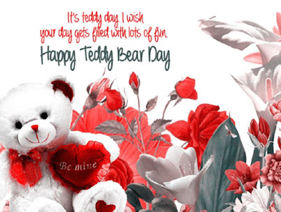 Happy Teddy Day 2017 Messages - SMS