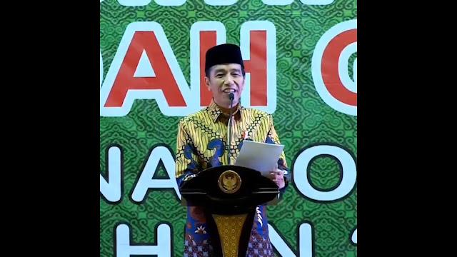 "Kocak! Lirik ""Jainuddin Nachirom"" ala Jokowi Dibikin Netizen Versi Audisi Indonesian Idol"