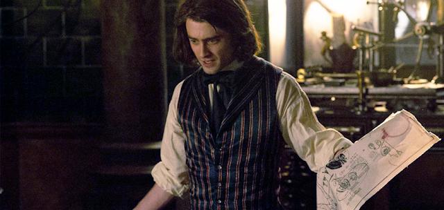 Daniel Radcliffe (Igor) în filmul Viktor Frankenstein
