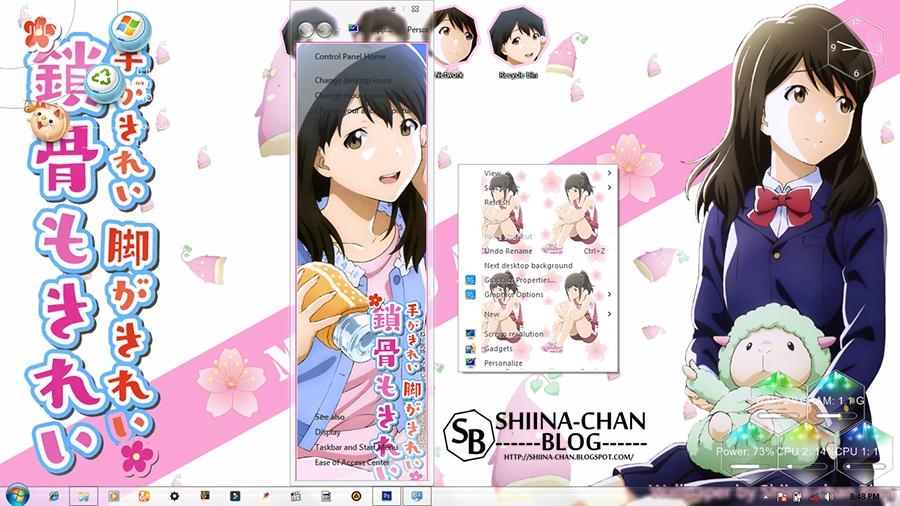Tsuki ga Kirei 月がきれい by Shiina-chan Blog 3